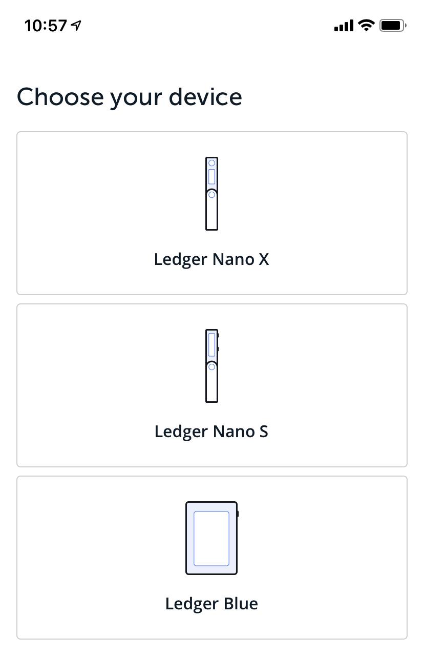 کیف پول Ledger Nano X