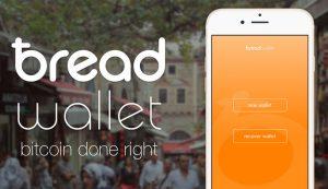 کیف پول Bread Wallet - برد والت ؛ خرید و فروش بیت کوین و اتریوم با موبایل