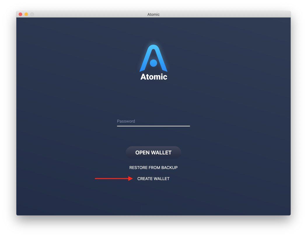 کیف پول ارز دیجیتال Atomic Wallet