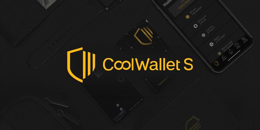 کیف پول سخت افزاری CoolWallet S