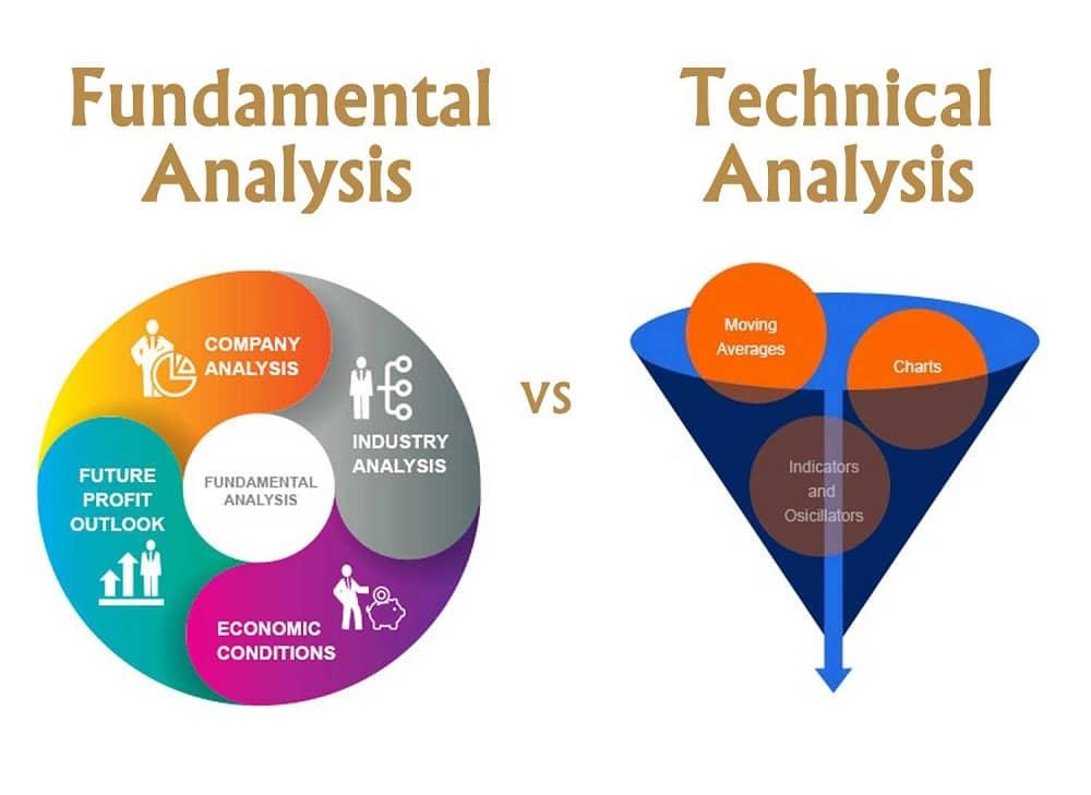 مقایسه تحلیل فاندامنتال و تکنیکال