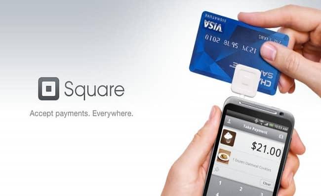 شرکت Square Inc