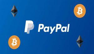 خبر پشتیبانی پی پال از ارزهای دیجیتال با افزایش قیمت بیت کوین همراه شد