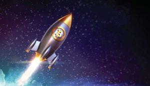 قیمت بیت کوین برای اولین بار در تاریخ به 50,000 دلار رسید!